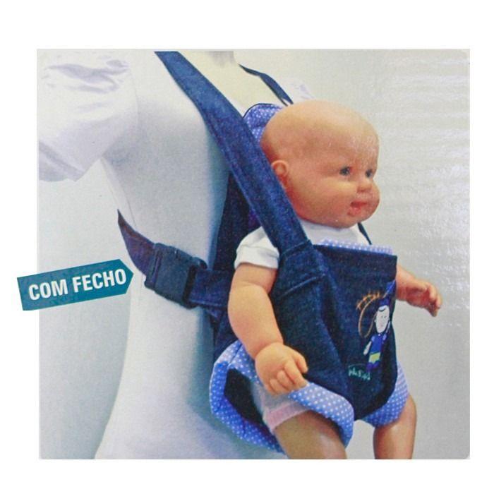 Canguru Carregador para Bebê Cadeirinha com Fechos