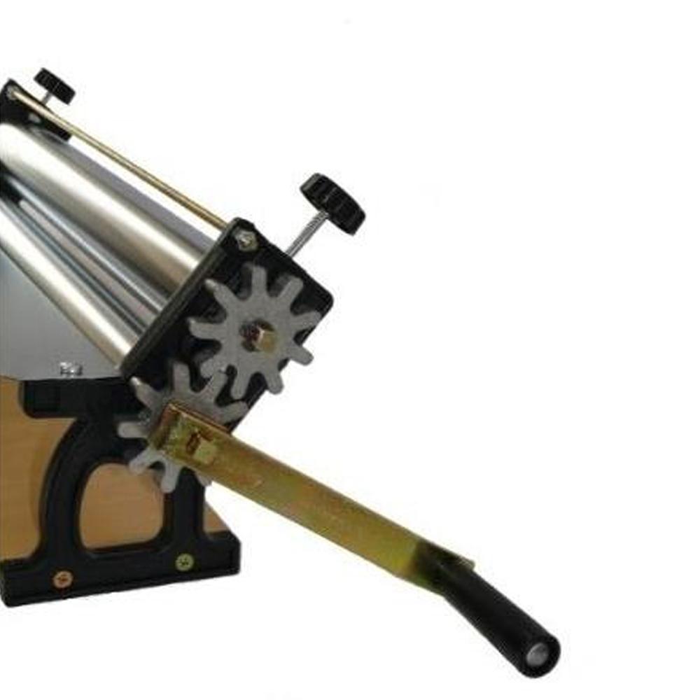 Cilindro Maxi Doro Manual 40 Cm Malta Engrenagem Alumínio