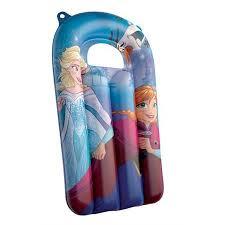 Colchão Inflável Infantil Frozen