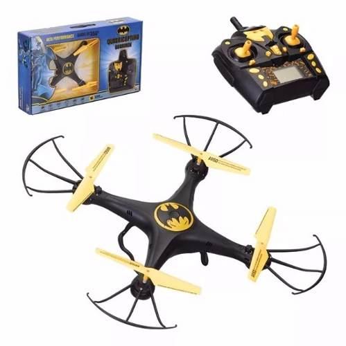 Drone Batman Quadricoptero 4 Canais Alta Performance