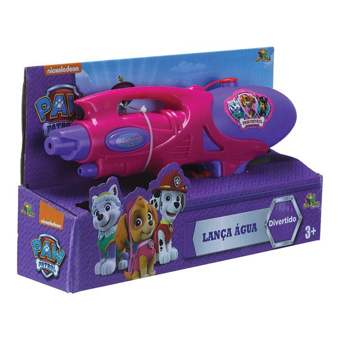 Lança Água Paw Patrol Girls