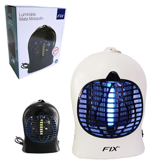 Luminária Mata Mosquito com LED