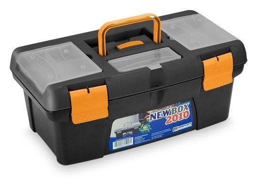 Maleta Caixa Organizadora de Ferramentas Newbox 2010