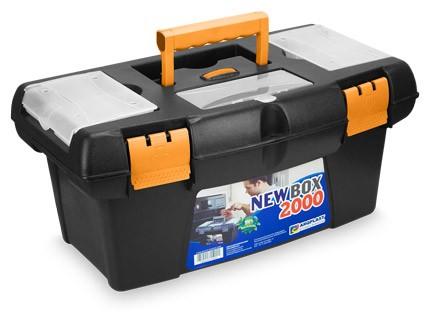 Maleta  Caixa Organizadora de Ferramentas Grande NewBox 2000