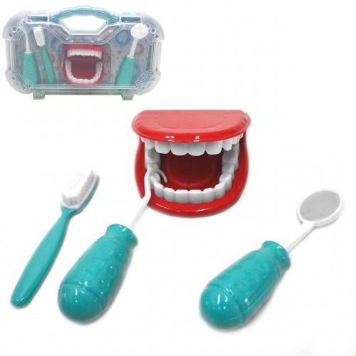 Maleta Kit Dentista Infantil