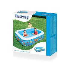 Piscina Infantil Inflável 702 Litros Play Pool Estampado