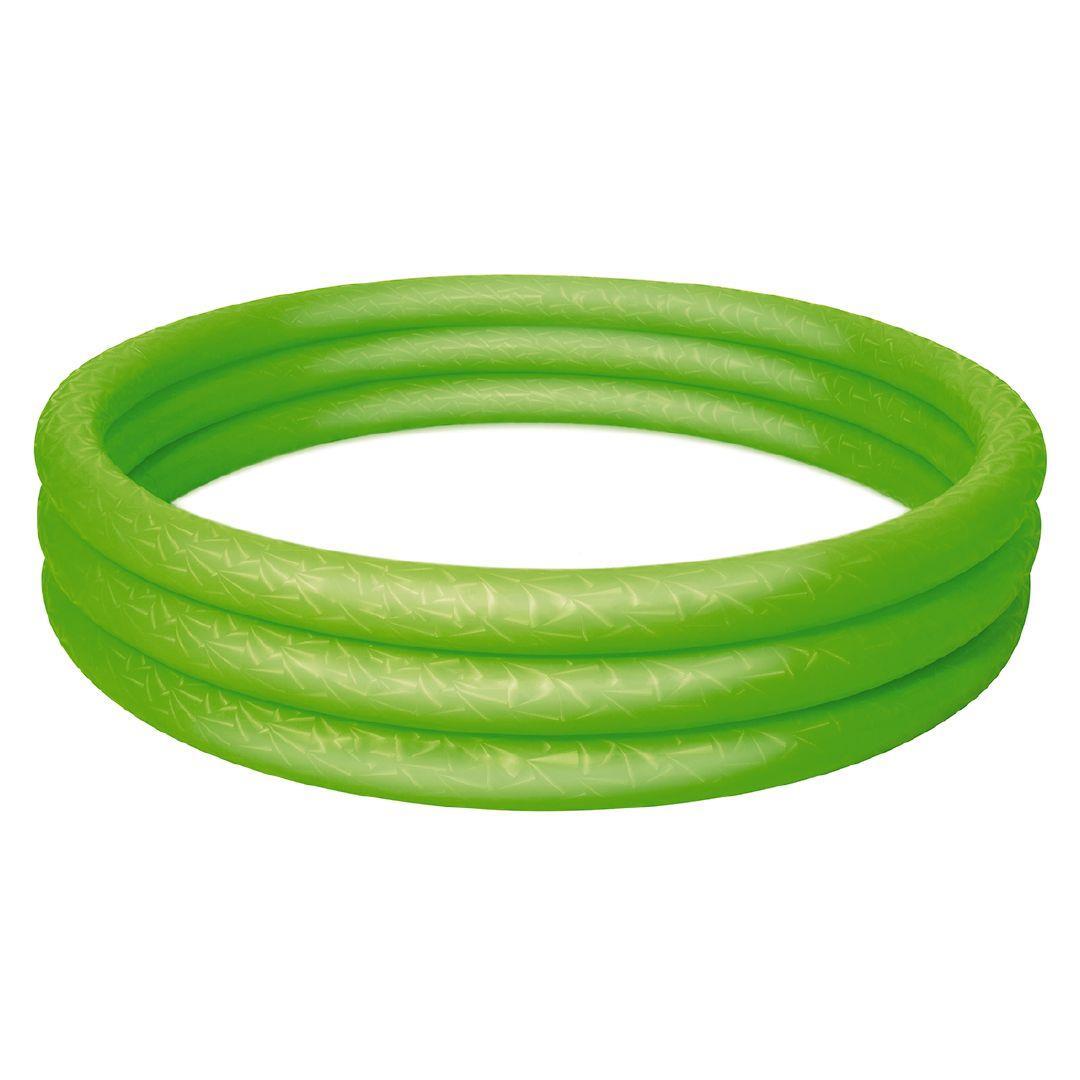Piscina Inflável 3 Anéis 282 Litros Bestway Verde