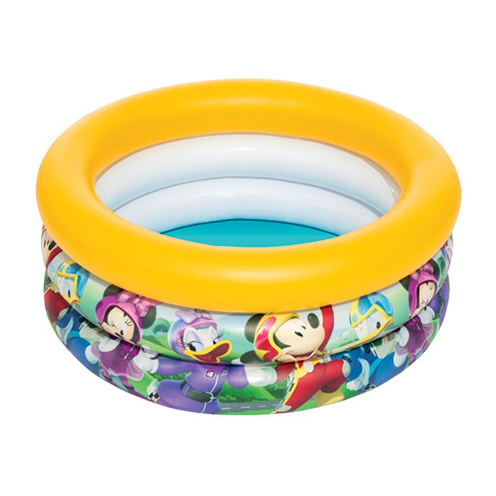 Piscina Inflável Infantil Mickey 38 Litros