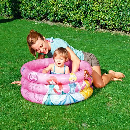 Piscina Inflável Infantil Princesas 38 Litros