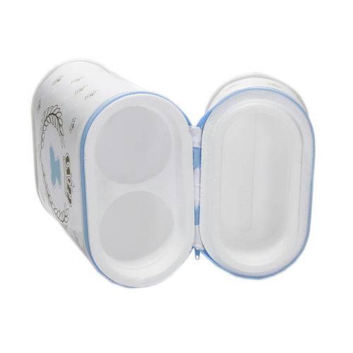Porta Mamadeiras com Protetor Térmico Duplo Isopor Interno