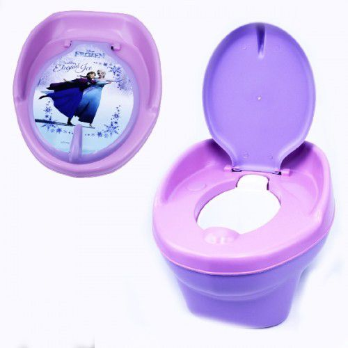 Troninho Baby Frozen Elegant Ice