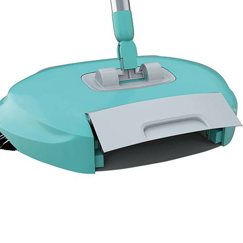 Vassoura Mágica Limpa 360 Graus Cerdas Giratórias