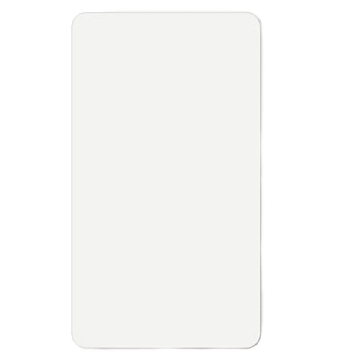 100 Cartões PVC Branco 0,76 mm