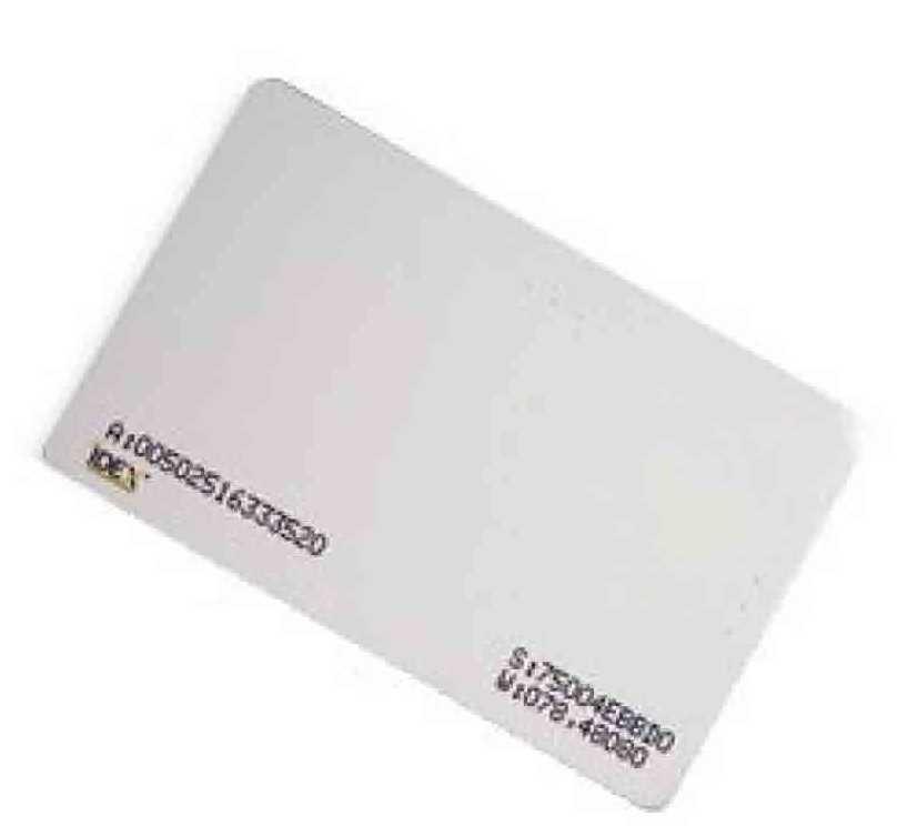 10 Cartões Idex ISO
