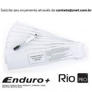 Kit de Limpeza Enduro (10 cartões longos + 1 caneta)