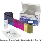 Ribbon Datacard CD YMCKT 500 impressões