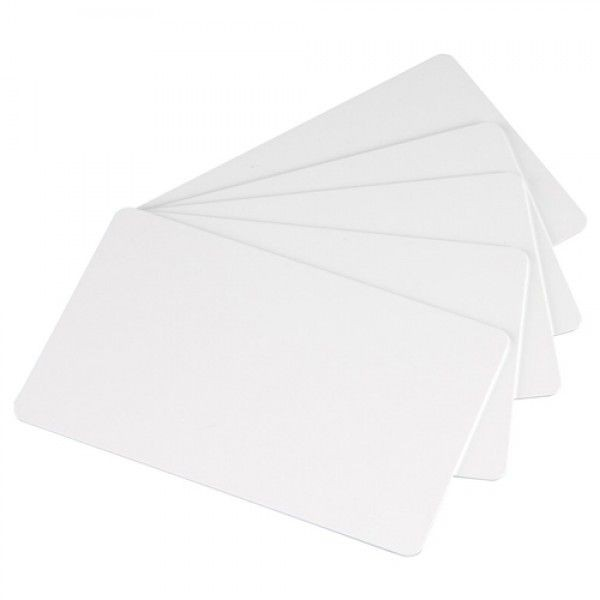 10 Cartões PVC Branco 0,76 mm