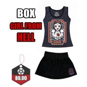 BOX GIRL FROM HELL