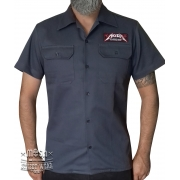 Camisa Worker Fuck Off