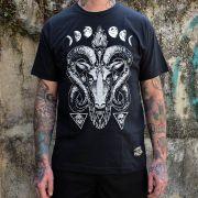 Camiseta Bode Luas - Preta