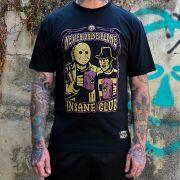 Camiseta Never Drink Alone