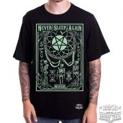 Camiseta Never Sleep