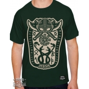 Camiseta Nordic Snakes