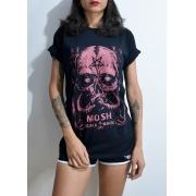 Camiseta Skull Black Magic