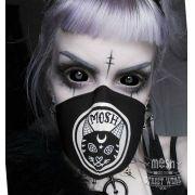 Máscara Black Cat