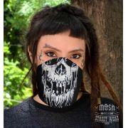 Máscara Skull Face