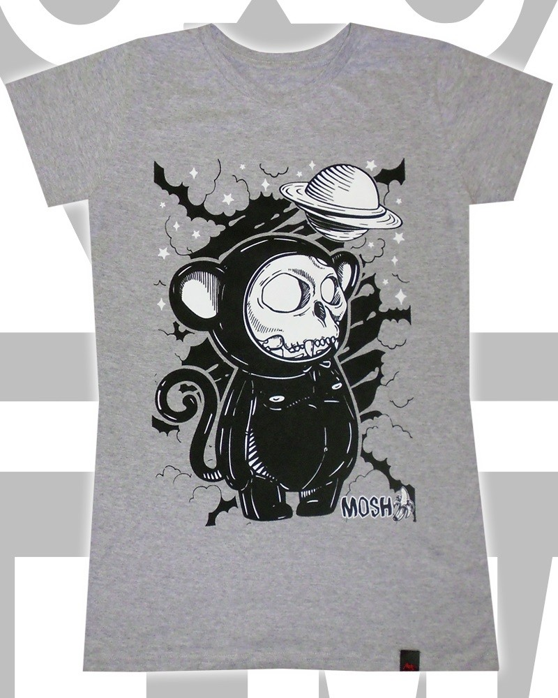 BabyLook Longa Space Monkey