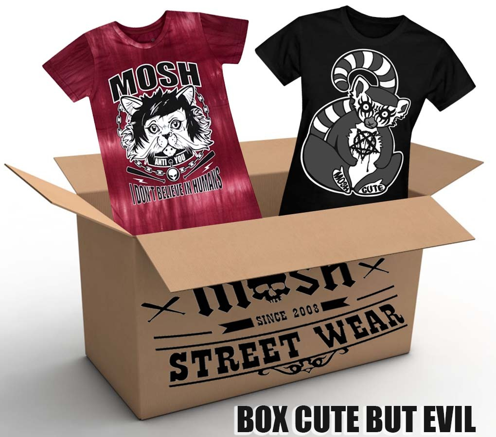 BOX CUTE BUT EVIL