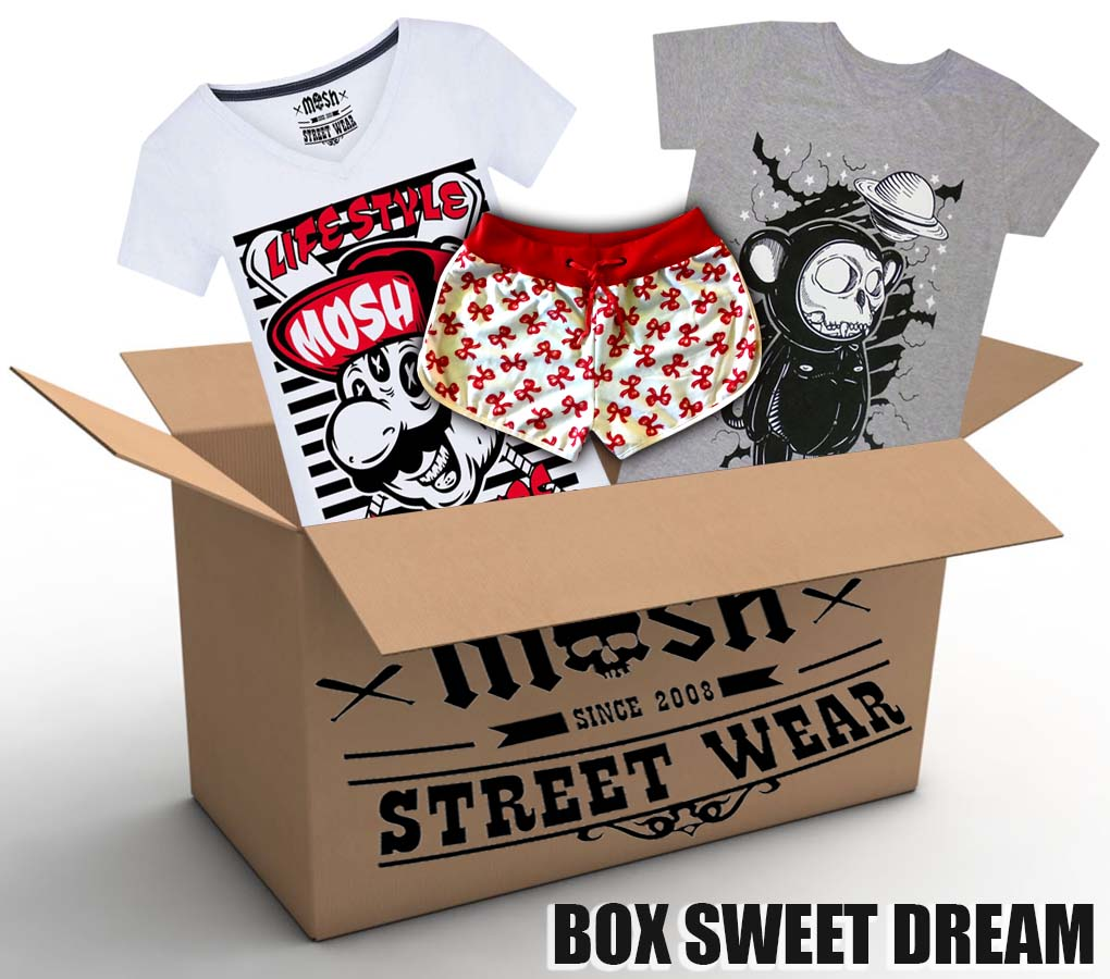 BOX SWEET DREAM