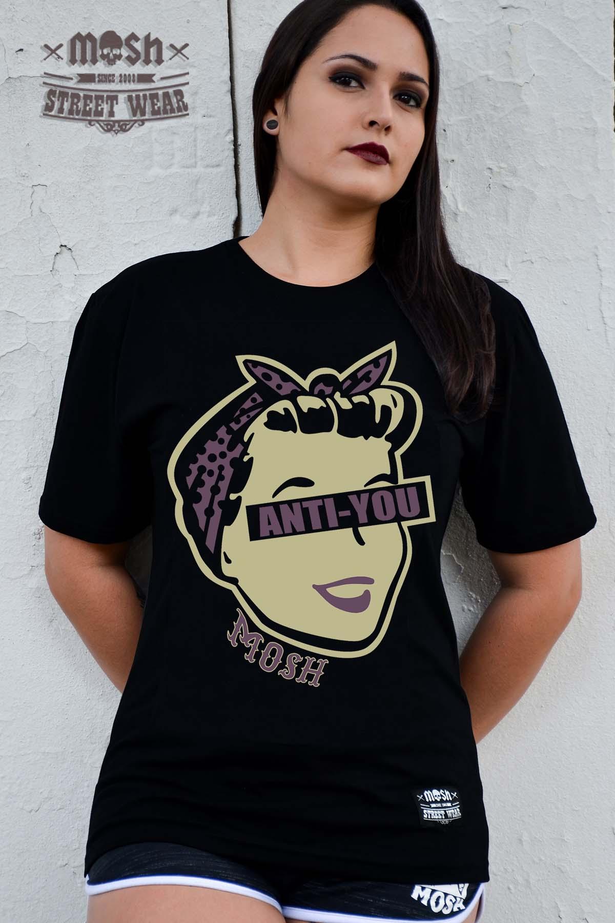 Camiseta Anti-You
