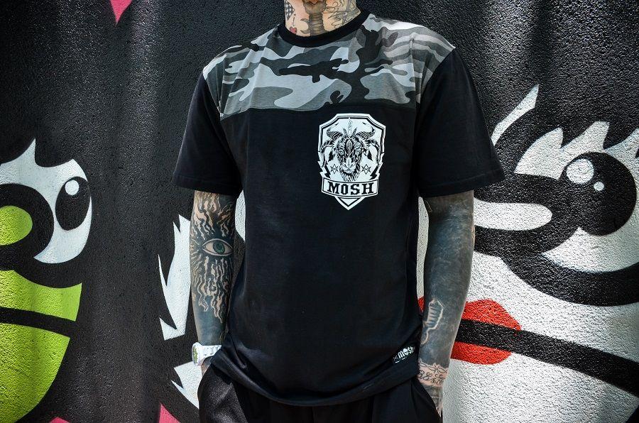Camiseta BODE BRASÃO