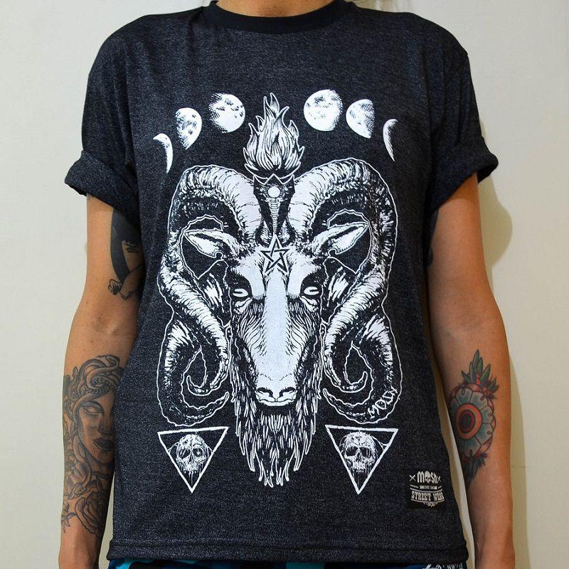 Camiseta Bode Luas