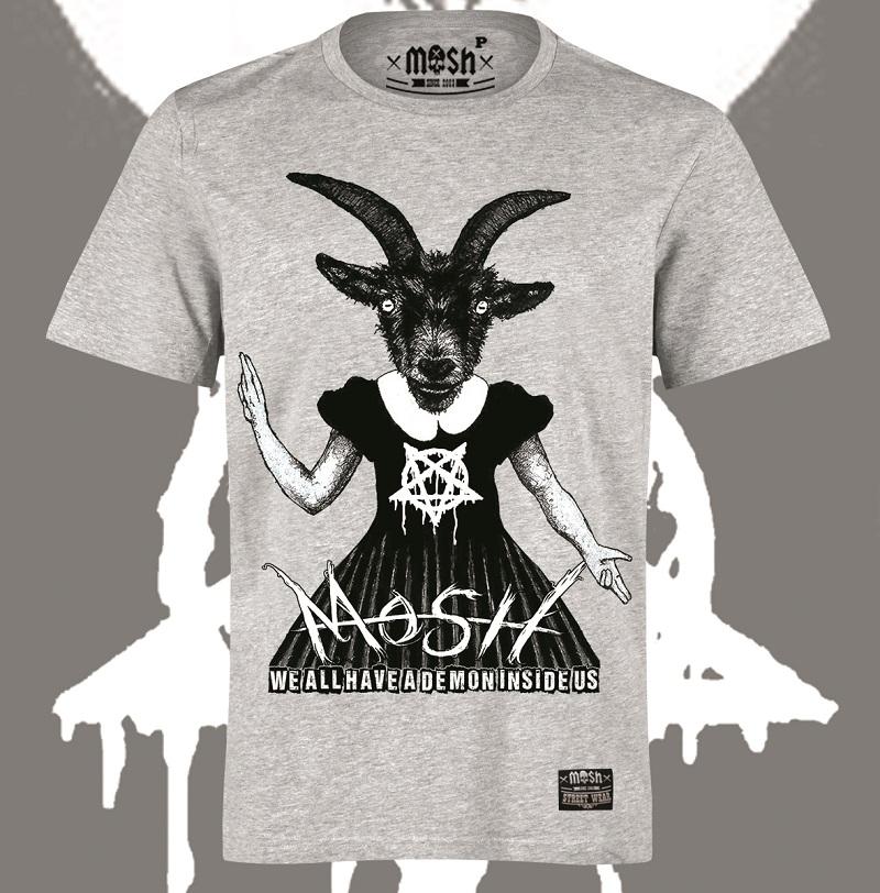 Camiseta Bode Menina