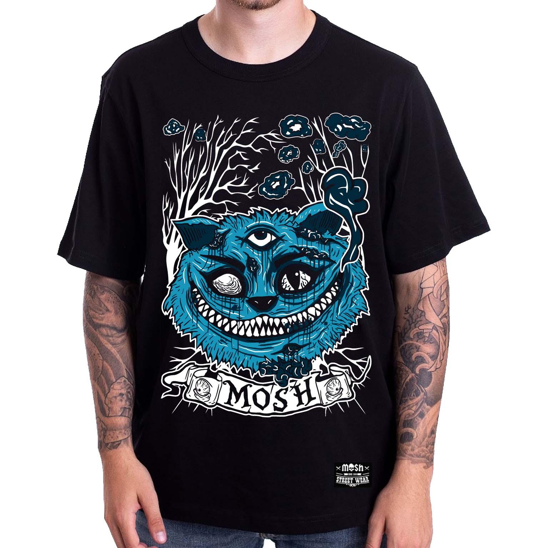 Camiseta Cheshire