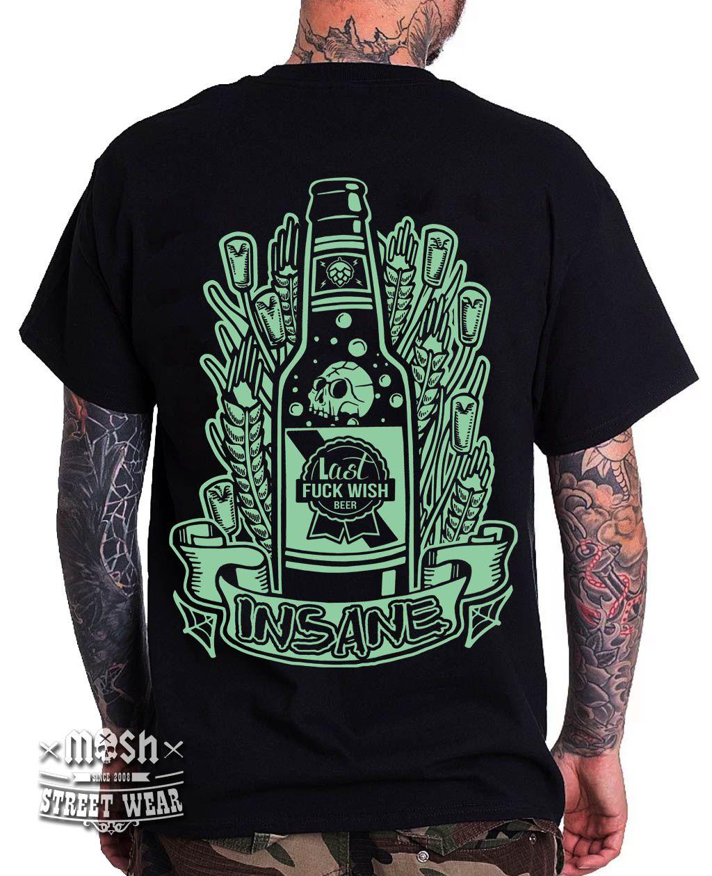 Camiseta Last Wish