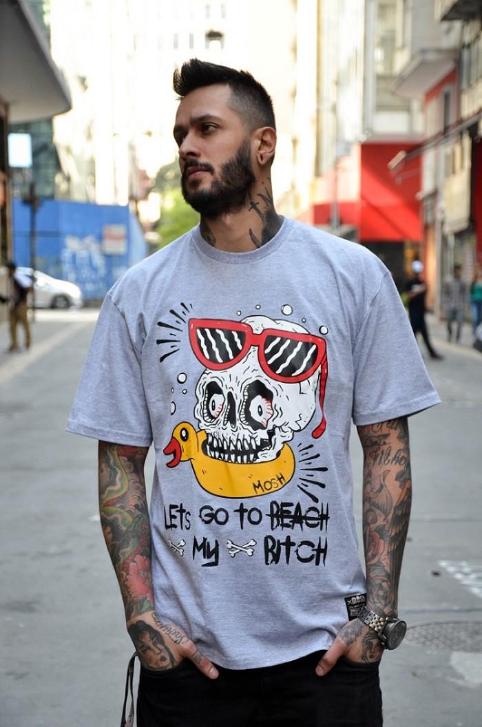 Camiseta Lets Go