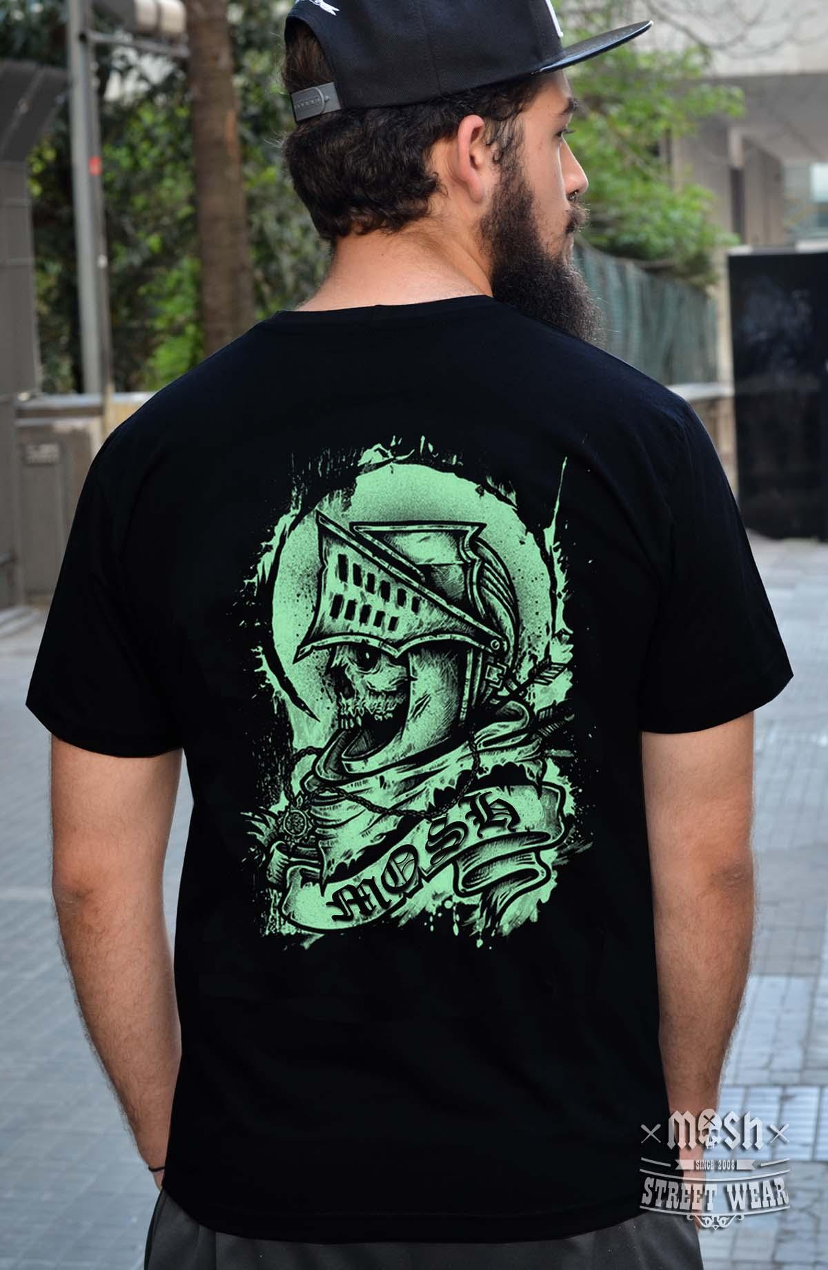 Camiseta Medieval Knight