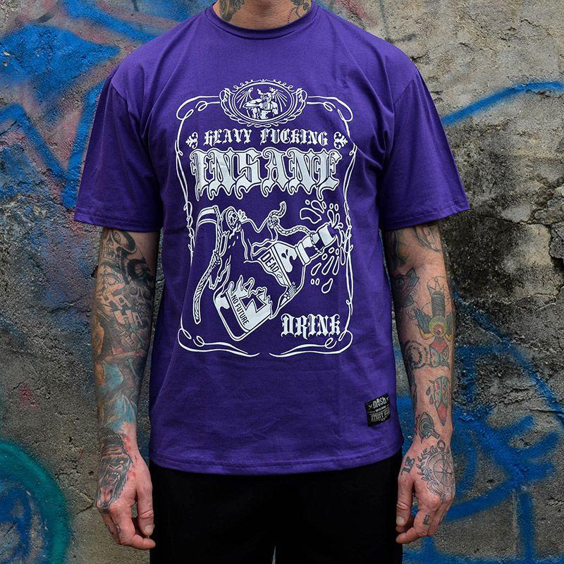 Camiseta Morte Bêbada