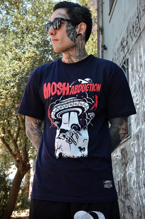 Camiseta MOSH ABDUCTION