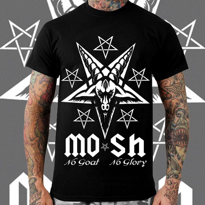 Camiseta No Goat No Glory