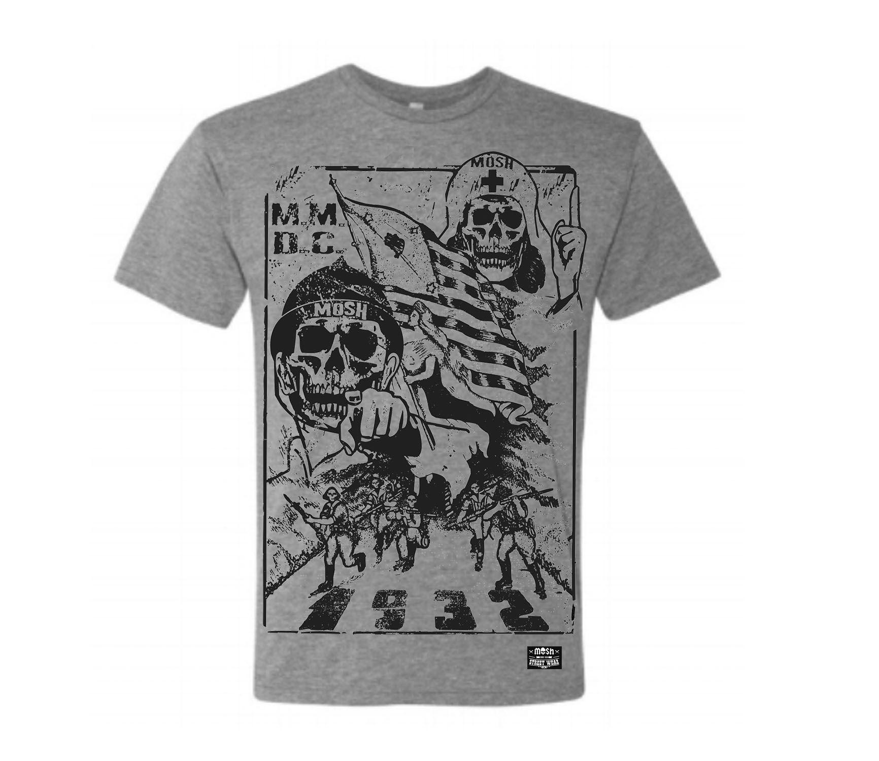 Camiseta Revolução 32