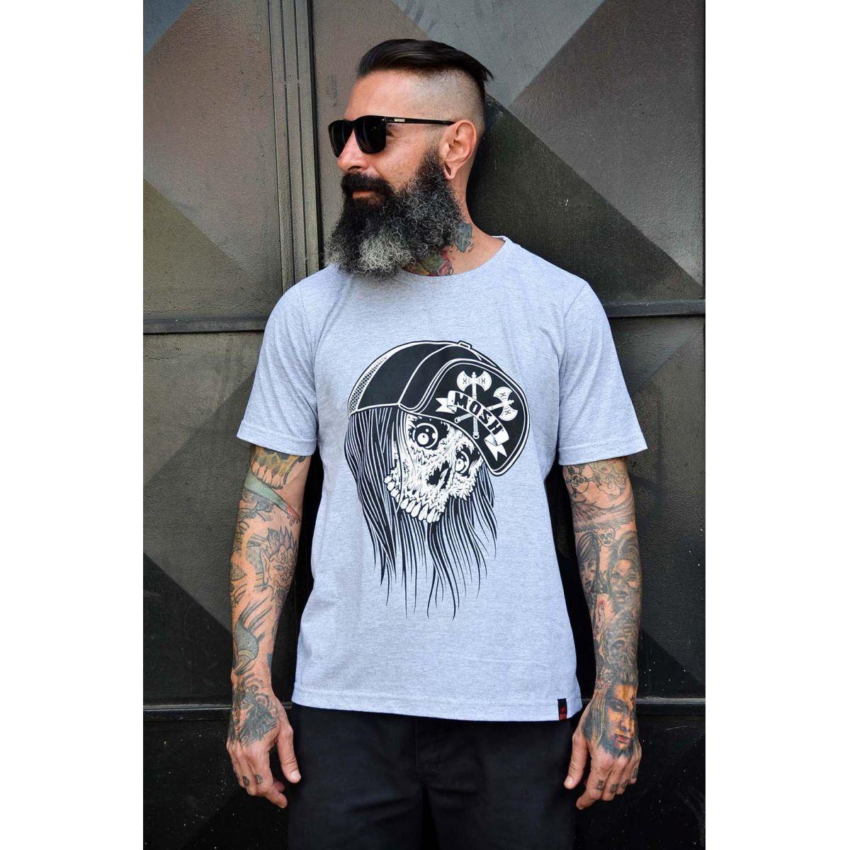 Camiseta Skull Axes