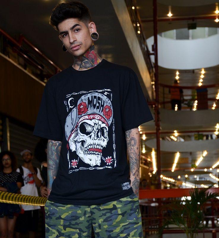 Camiseta Skull HC