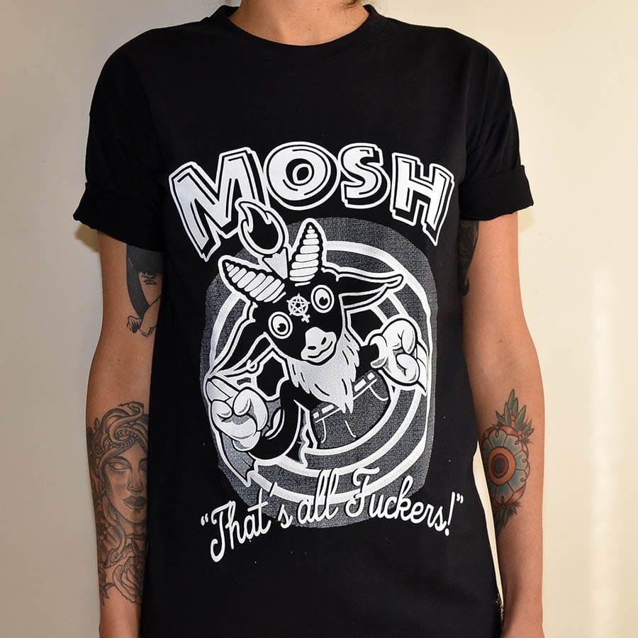 Camiseta Thats All Fuckers