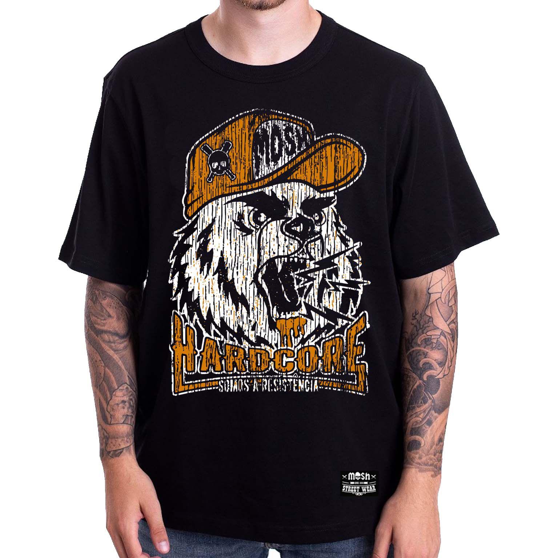 Camiseta Urso HC Resistência