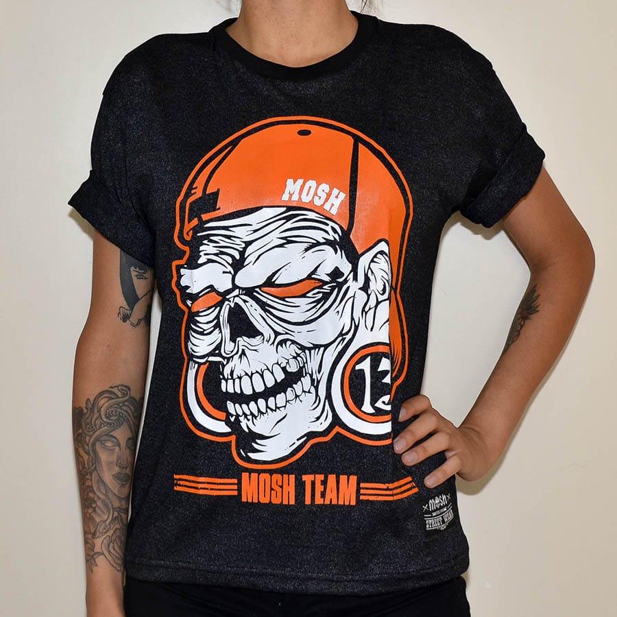Camiseta Zumbi 13